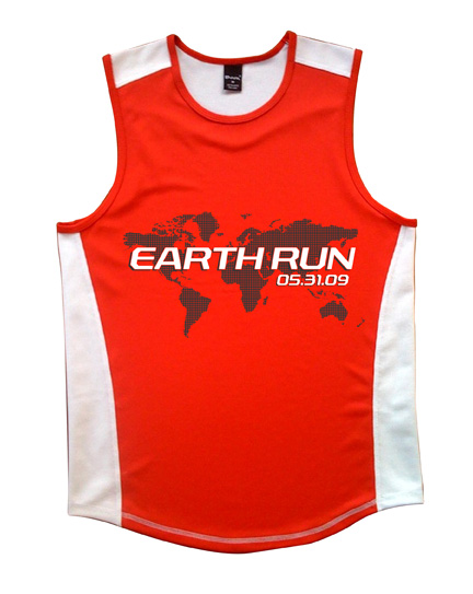 Earth Run Singlets