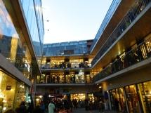Open Sky Mall in Insadong