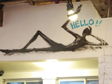 Wall Art in a Shop