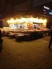 A Brightly Lit Shop at Namdaemun Market