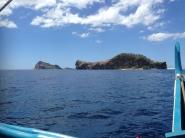 A set of islands